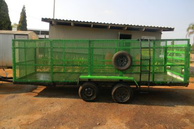 Ultimate Mover Trailer – Capacity 2 Ton